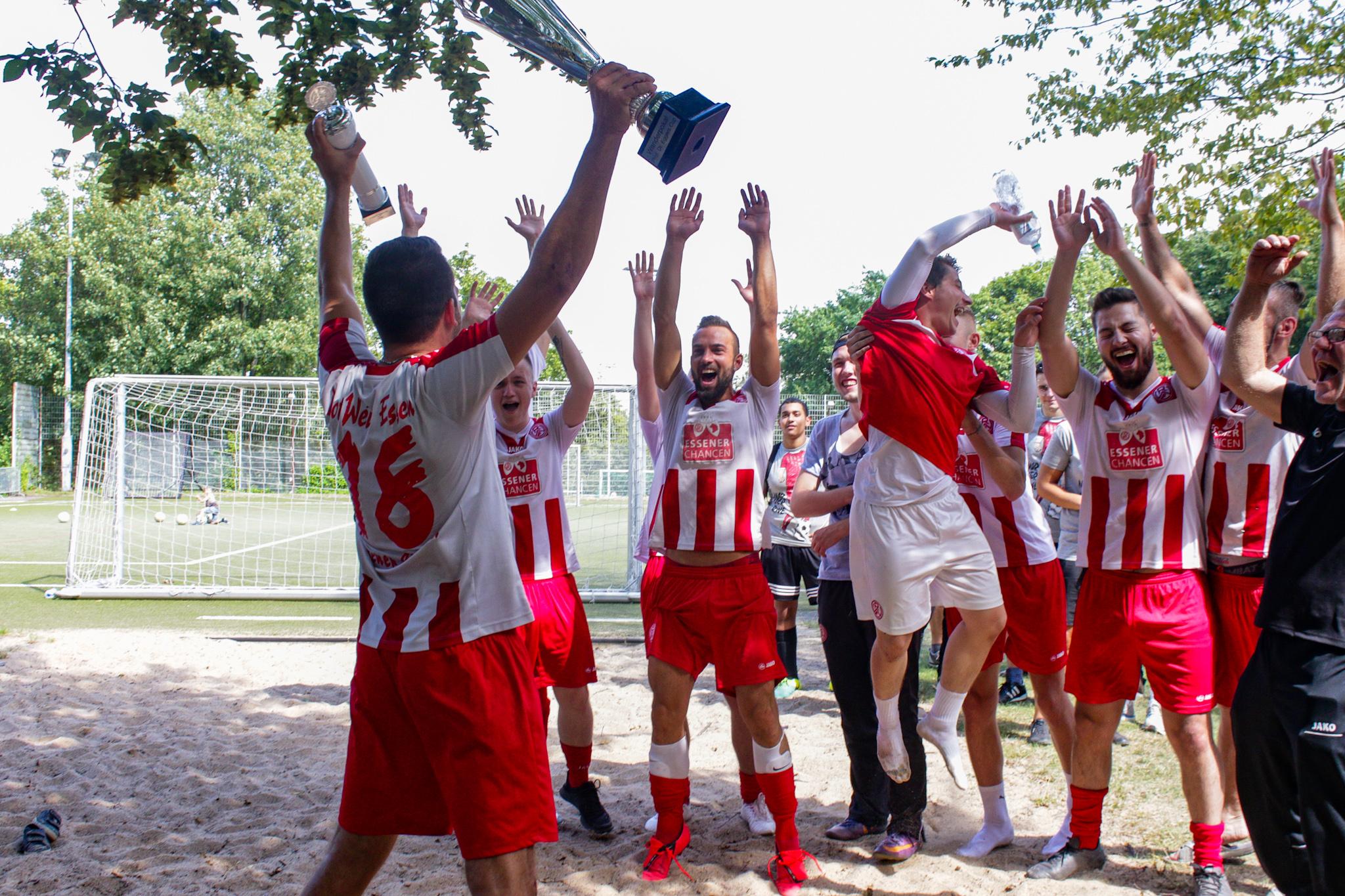 Team III – Rot-Weiss Essen