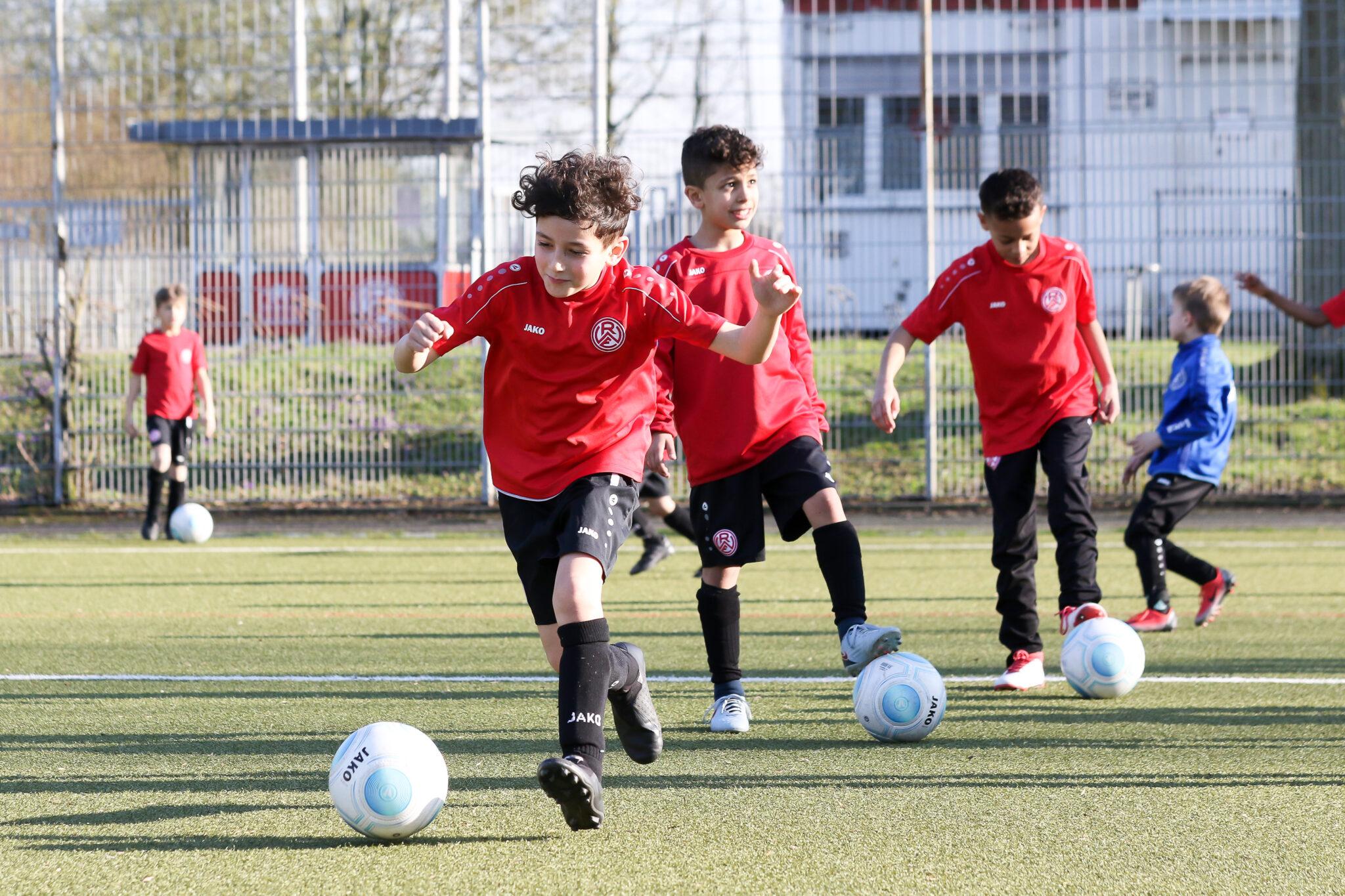 Fußballcamp – Rot-Weiss Essen