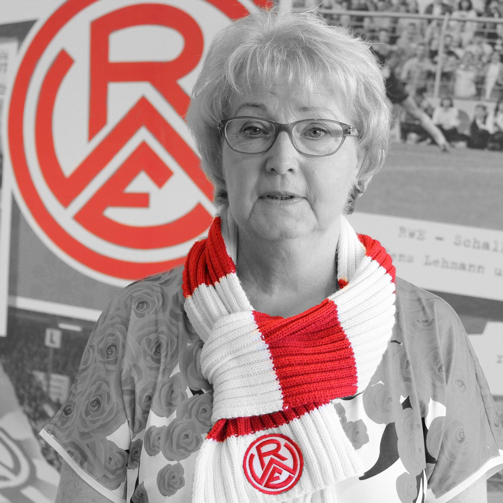 Irmgard Maurer – Rot-Weiss Essen