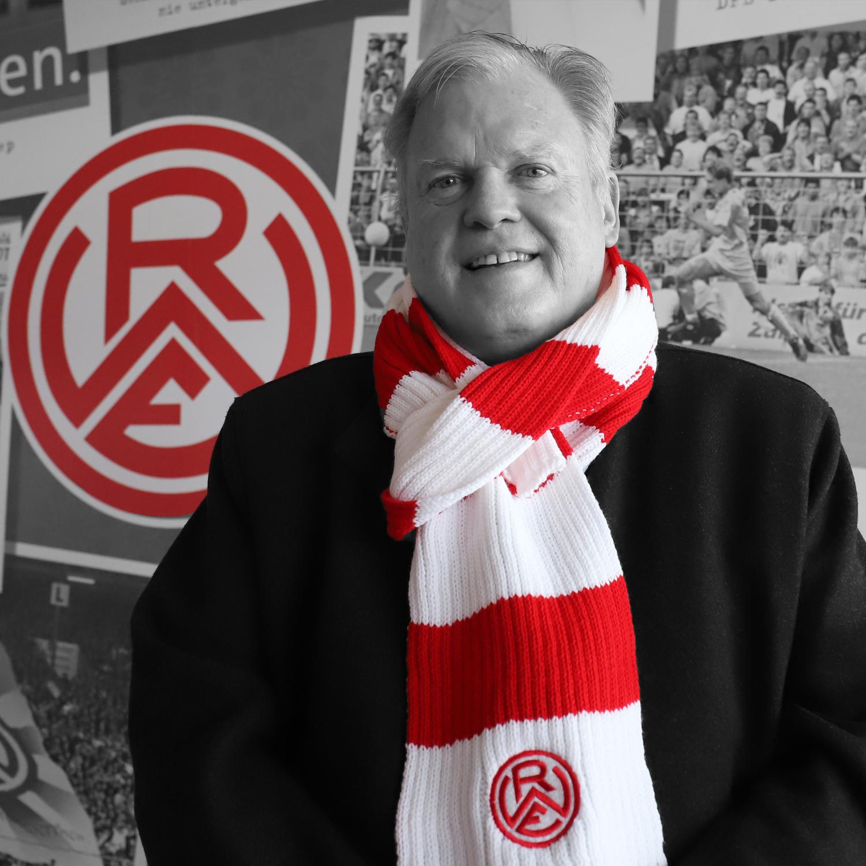 Claus Werner Genge – Rot-Weiss Essen
