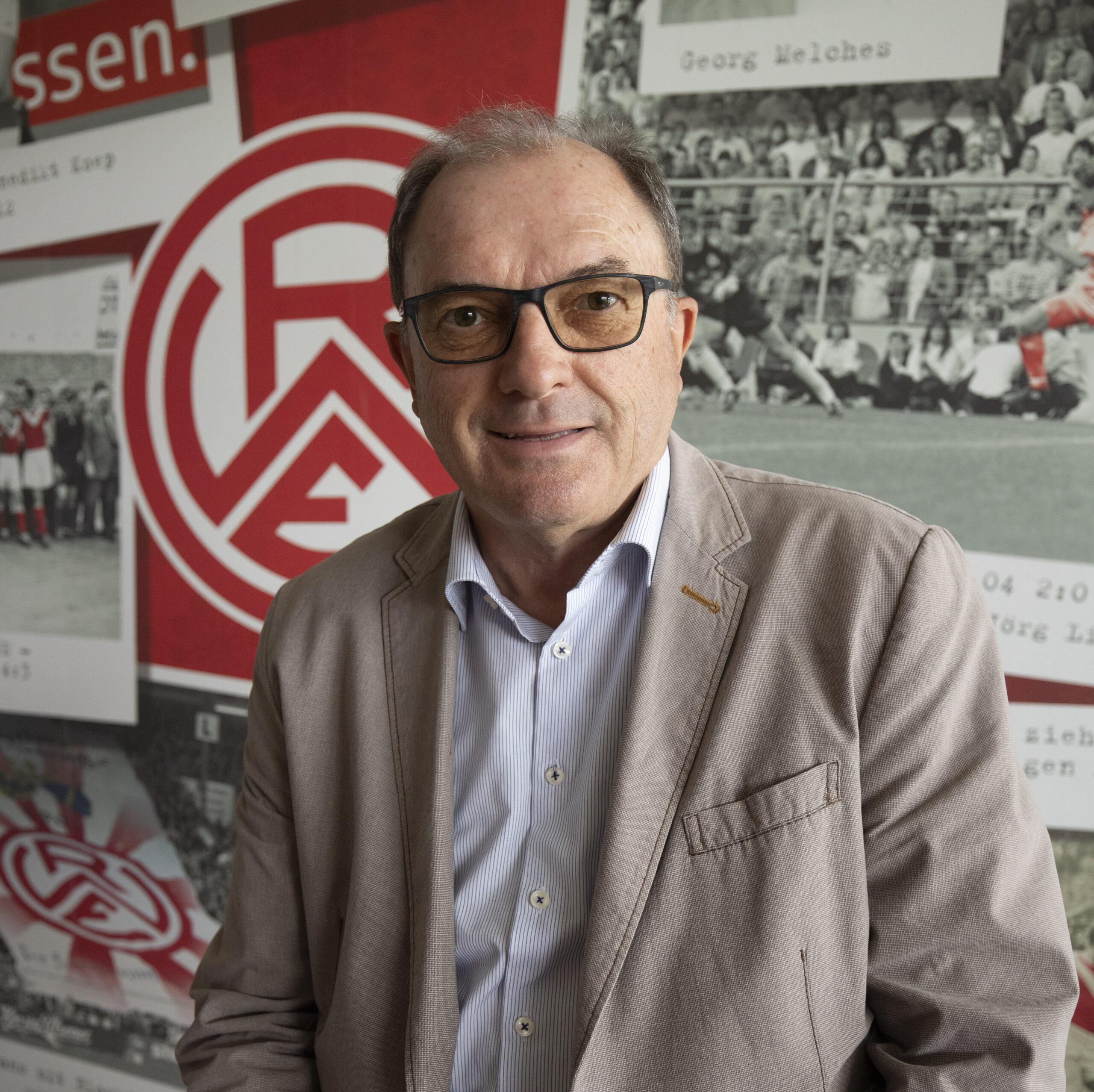 Dieter Gruber – Rot-Weiss Essen