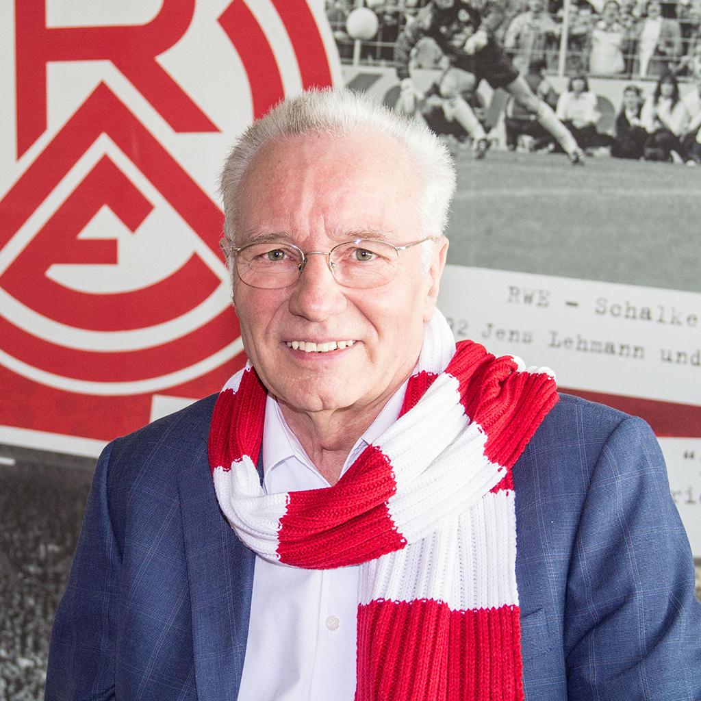 Klaus-Peter Zimmert – Rot-Weiss Essen