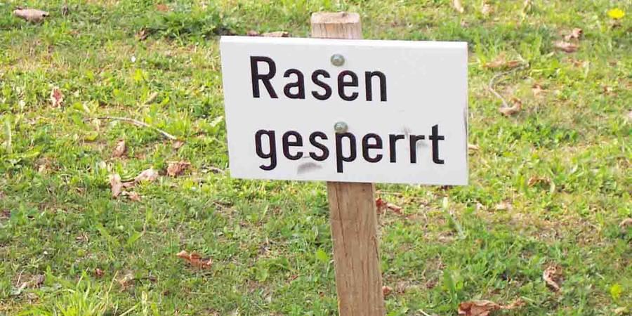 Auch auf Breilmanns Wiese gibt es an diesem Wochenende Spielausfälle. (Foto: RWE)