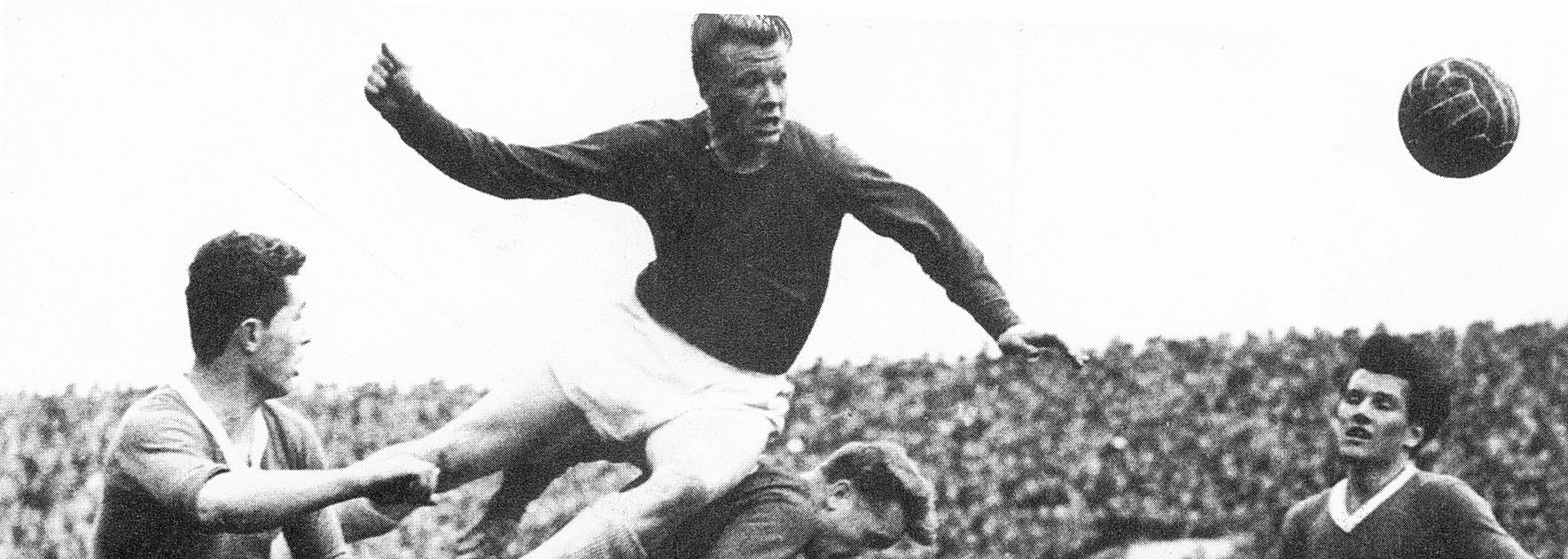 Werner Kik lief 293 Mal für RWE auf.