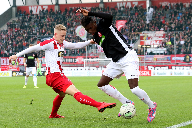 Die Stimmen zum Spiel gegen Fortuna Düsseldorf II. (Foto: Endberg)