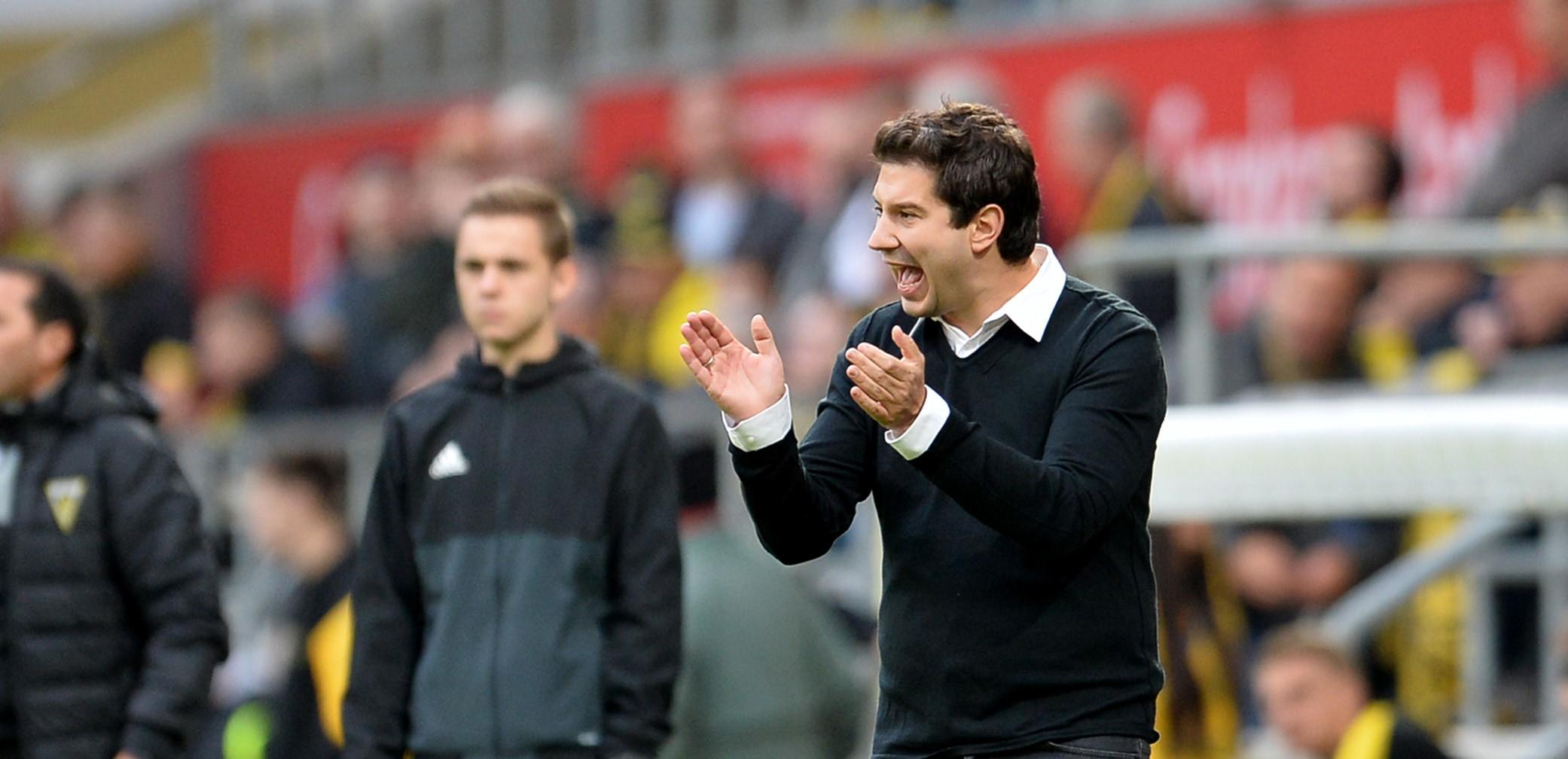 Am Sonntag konnte RWE einen 2:1 Auswärtssieg bei Alemannia Aachen einfahren. (Foto: Tillmann)