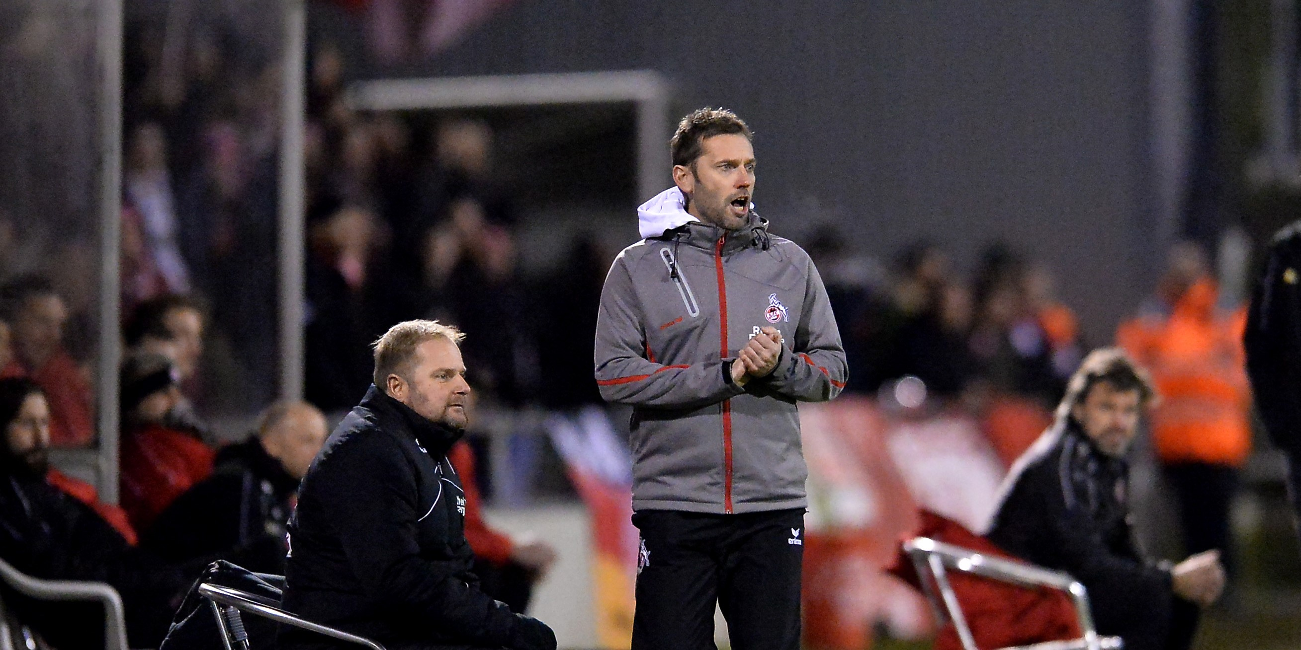 Andre Pawlak soll die Kölner auch in dieser Saison wieder zum Klassenerhalt führen. (Foto: Tillmann)