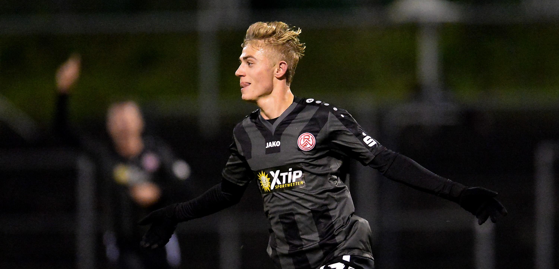 Cedric Harenbrock bleibt Rot-Weisser! (Foto: Tillmann)