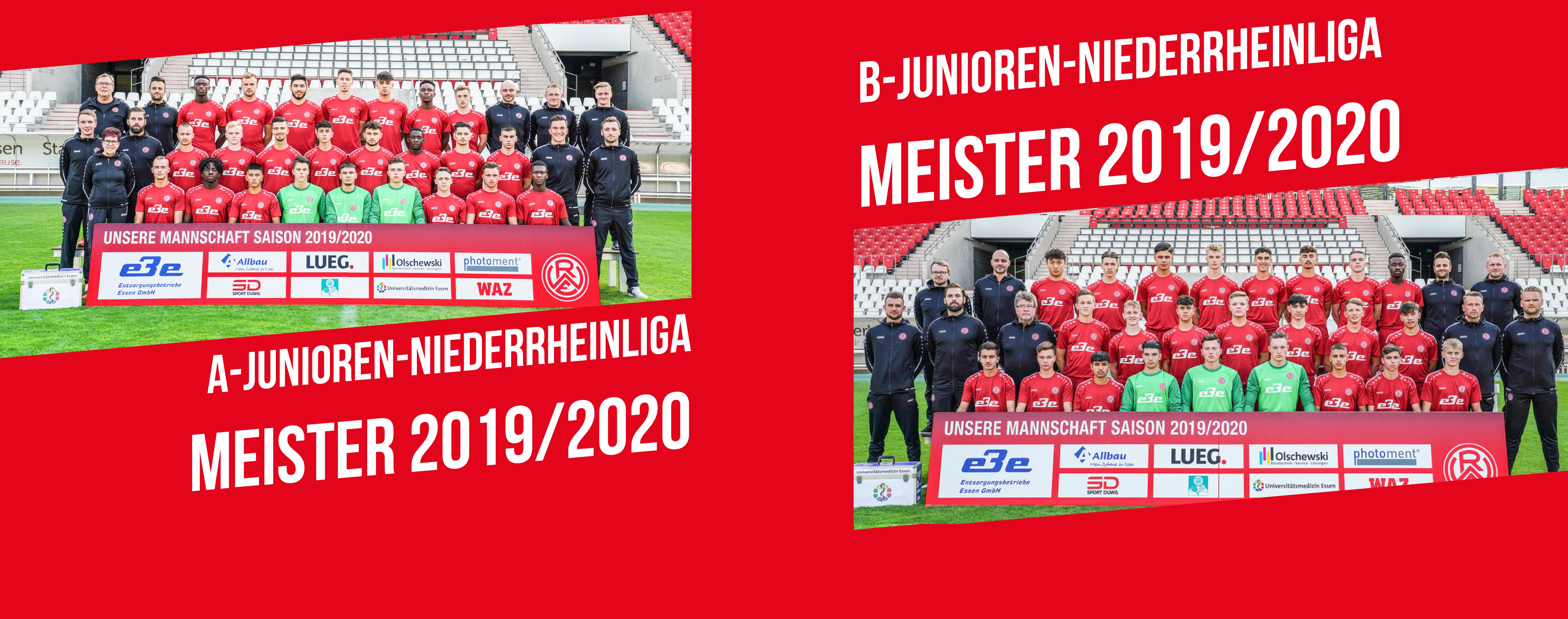 Der rot-weisse Nachwuchs ist zurück im Oberhaus: Mit großer Mehrheit stimmte der Fußballverband Niederrhein allen Anträgen erwartungsgemäß zu.
