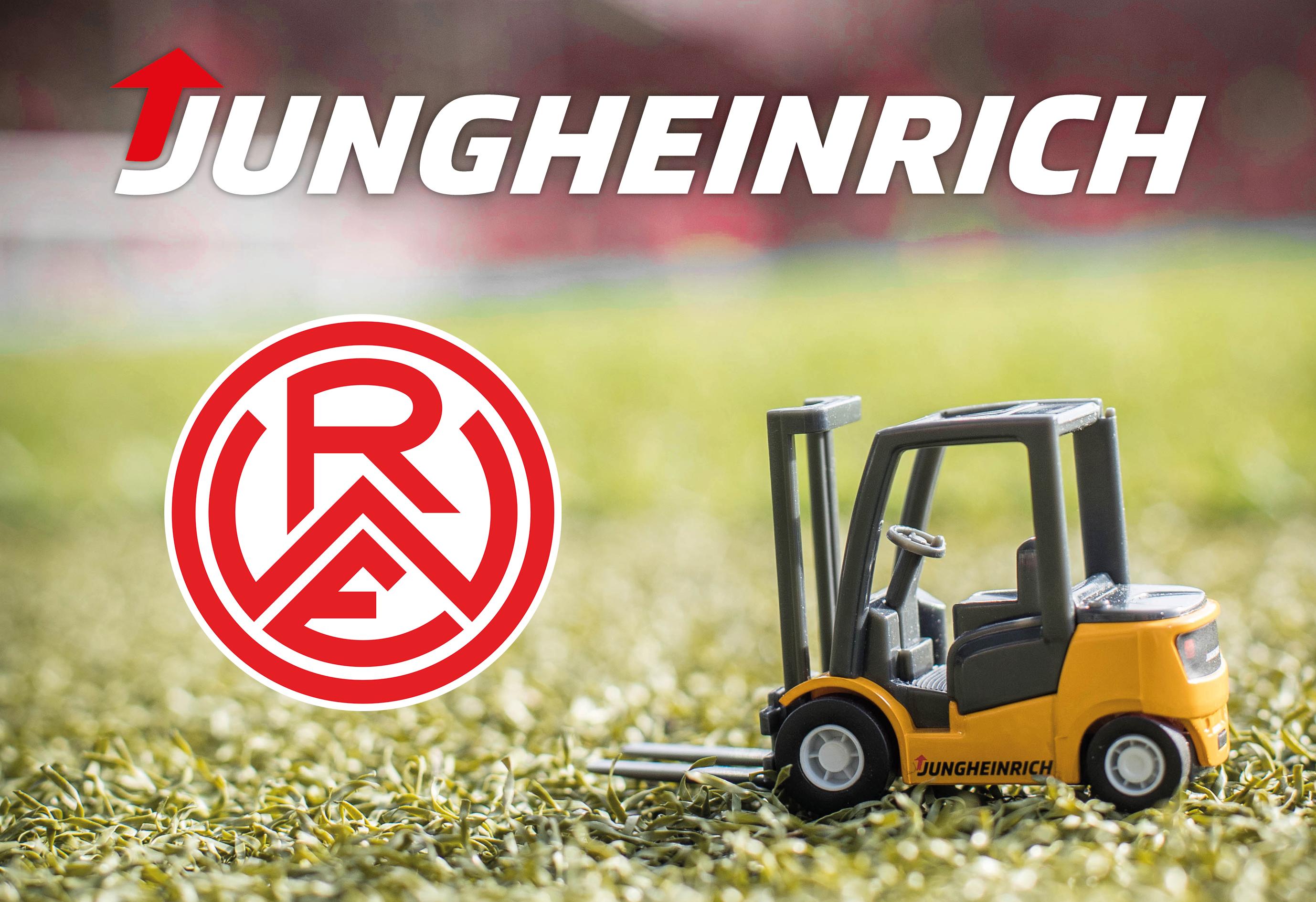 Die Jungheinrich Vertrieb Deutschland AG & Co. KG und RWE kooperieren zukünftig als Business Partner. (Foto: Jungheinrich / RWE)