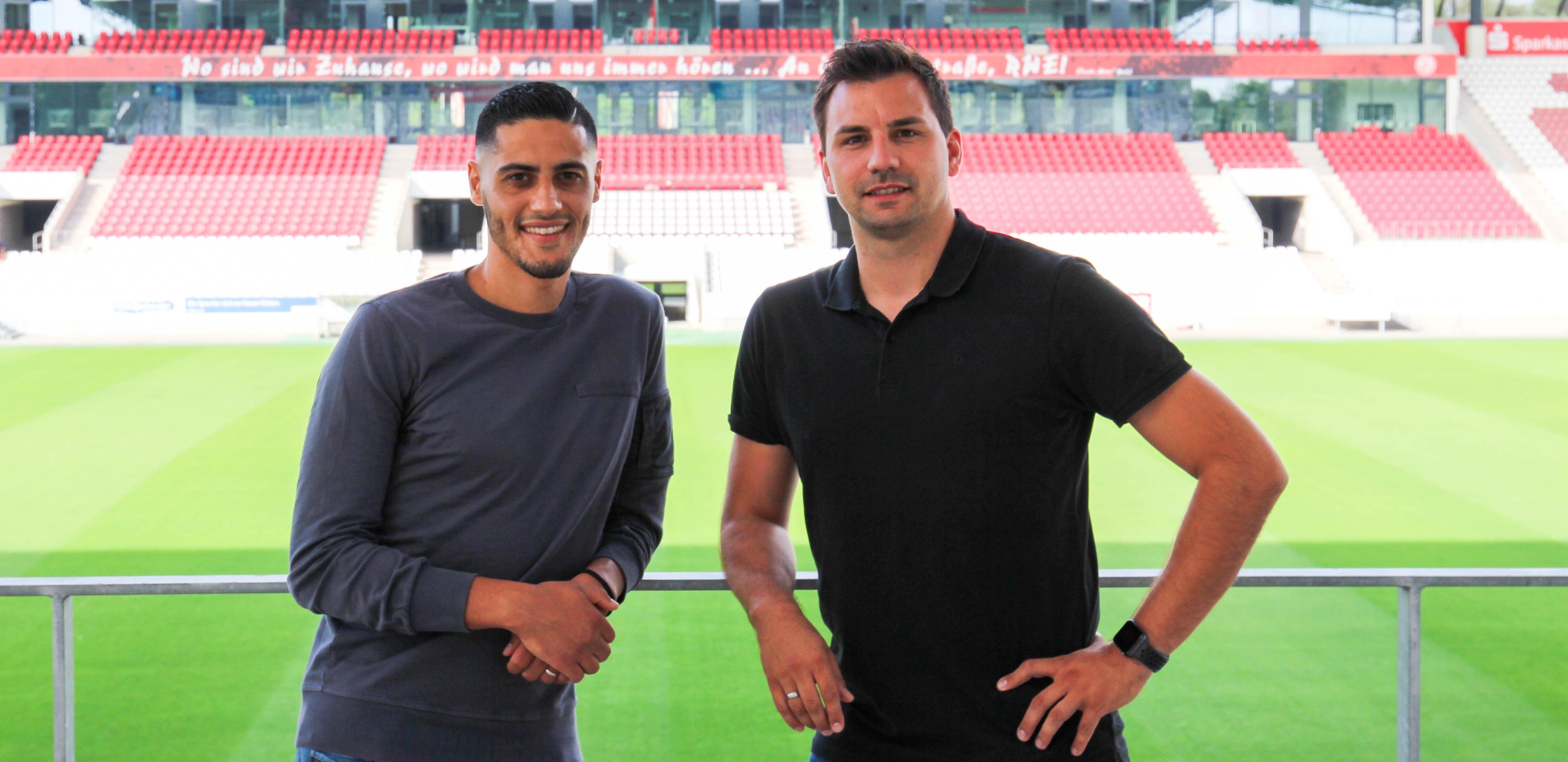 Rot-Weiss Essen verpflichtet Hamdi Dahmani.