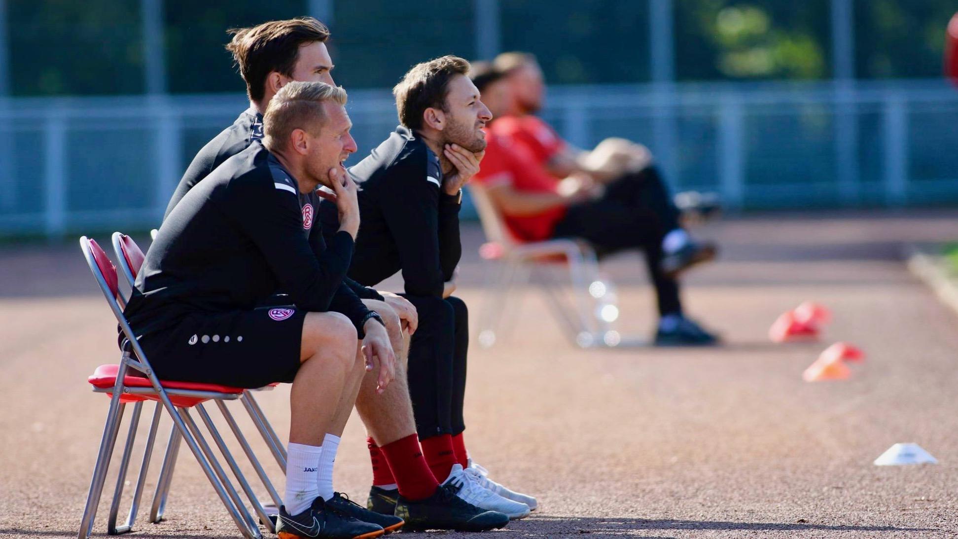 U19-Coach Damian Apfeld will mit einem Sieg den Fehlstart vermeiden. (Foto: Breilmannswiese)