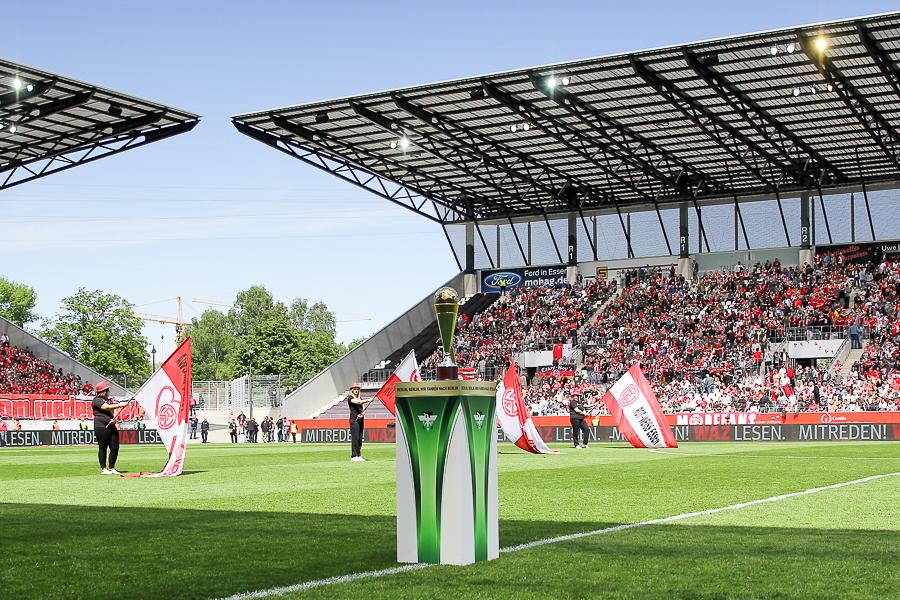 Am heutigen Dienstag wurde die 1. Runde des Reviersport Niederrheinpokals ausgelost. (Foto: Endberg)