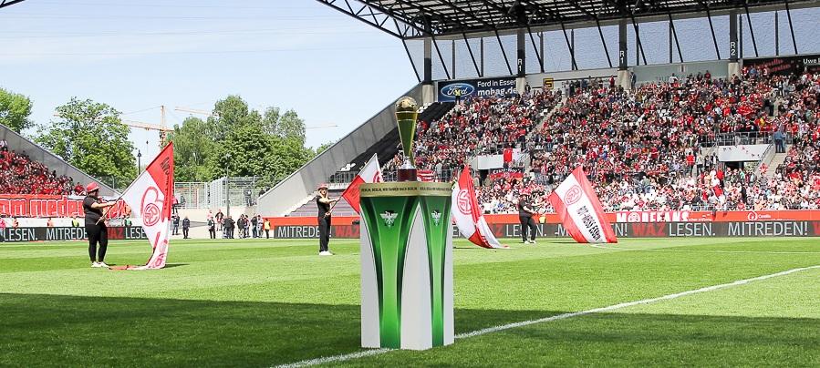 Rot-Weiss Essen trifft am 7. August auf Genc Osman. (Foto: Endberg)