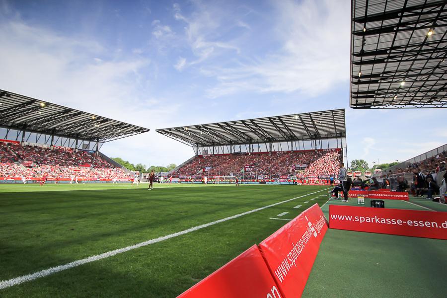 Das erste Heimspiel der Saison 2018/19 findet am 2. Spieltag gegen den Wuppertaler SV statt.