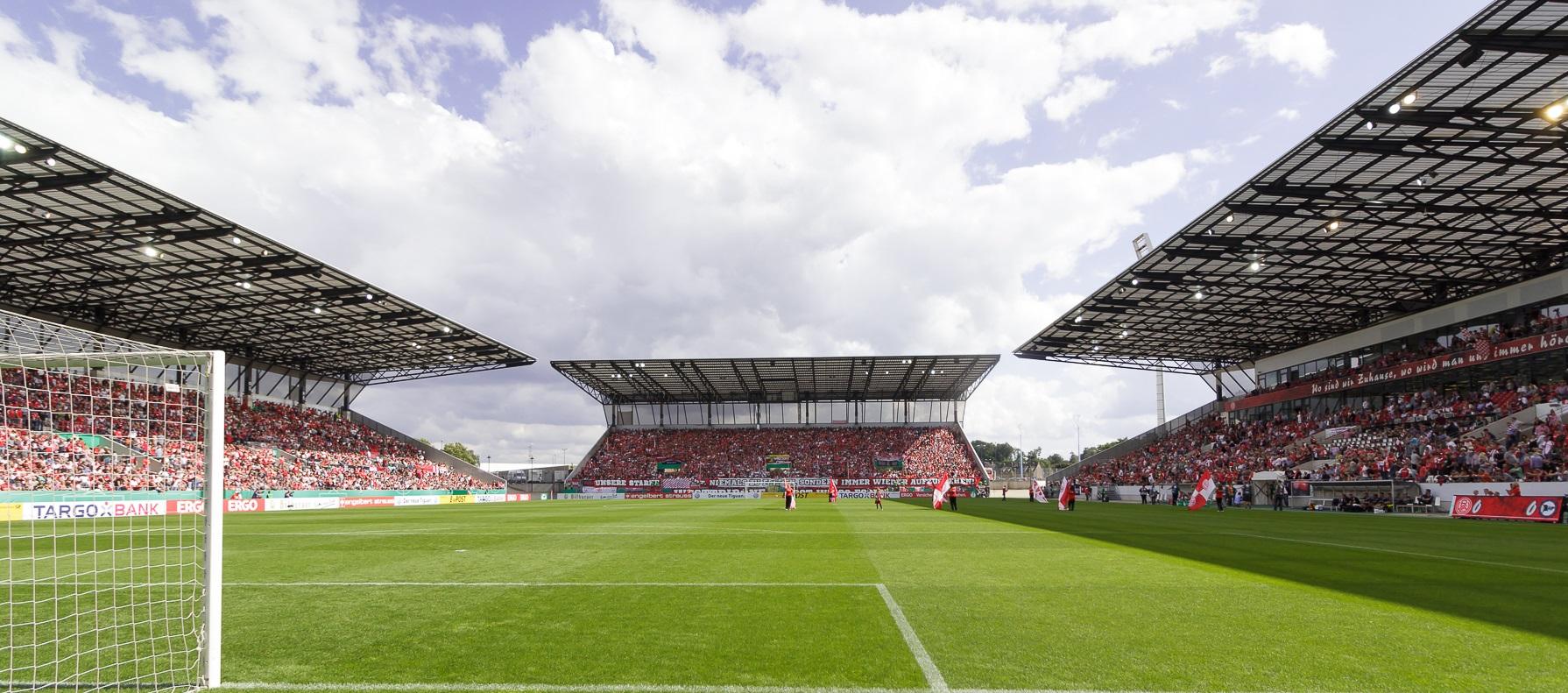 Rot-Weiss Essen empfängt am Sonntag, den 29. September den SC Verl an der Hafenstraße. (Foto: Endberg)