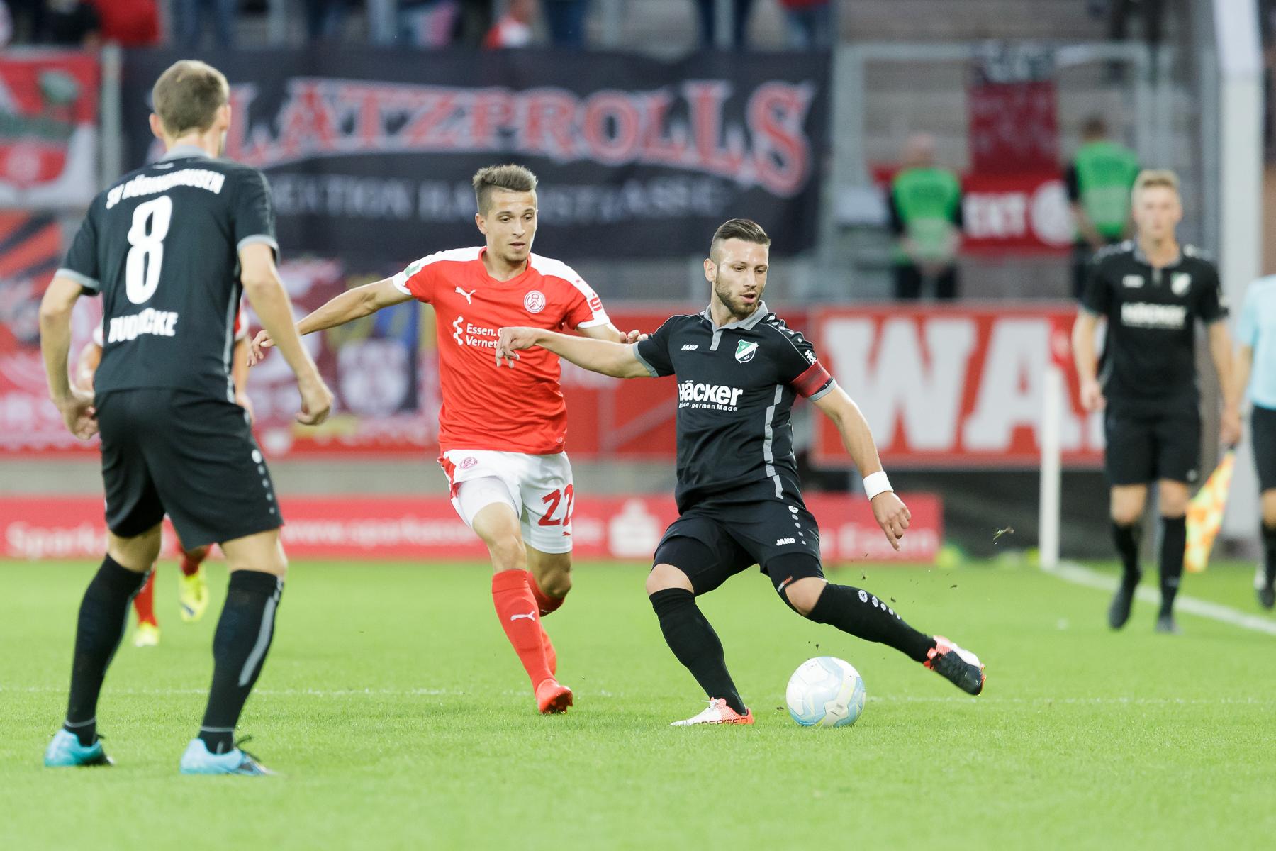 Das letzte Auswärtsspiel in Rödinghausen endete 1:1. (Foto: Endberg)