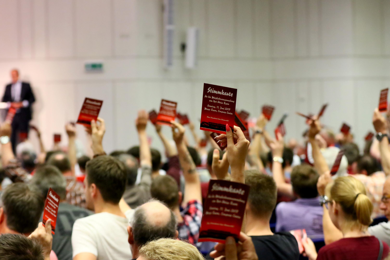 Am Sonntag, den 24. Juni findet in der Messe Essen die rot-weisse Jahreshauptversammlung statt.