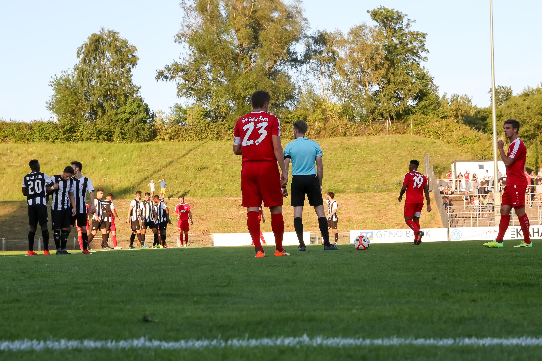 Ab sofort gibt es Tickets für das Achtelfinale im Niederrheinpokal gegen ETB SW Essen im Vorverkauf.