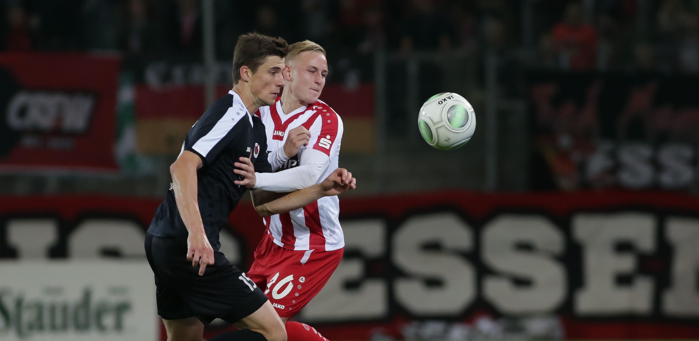 In der vergangenen Saison gewann die Viktoria mit 2:0 an der Hafenstraße. (Foto: Endberg)