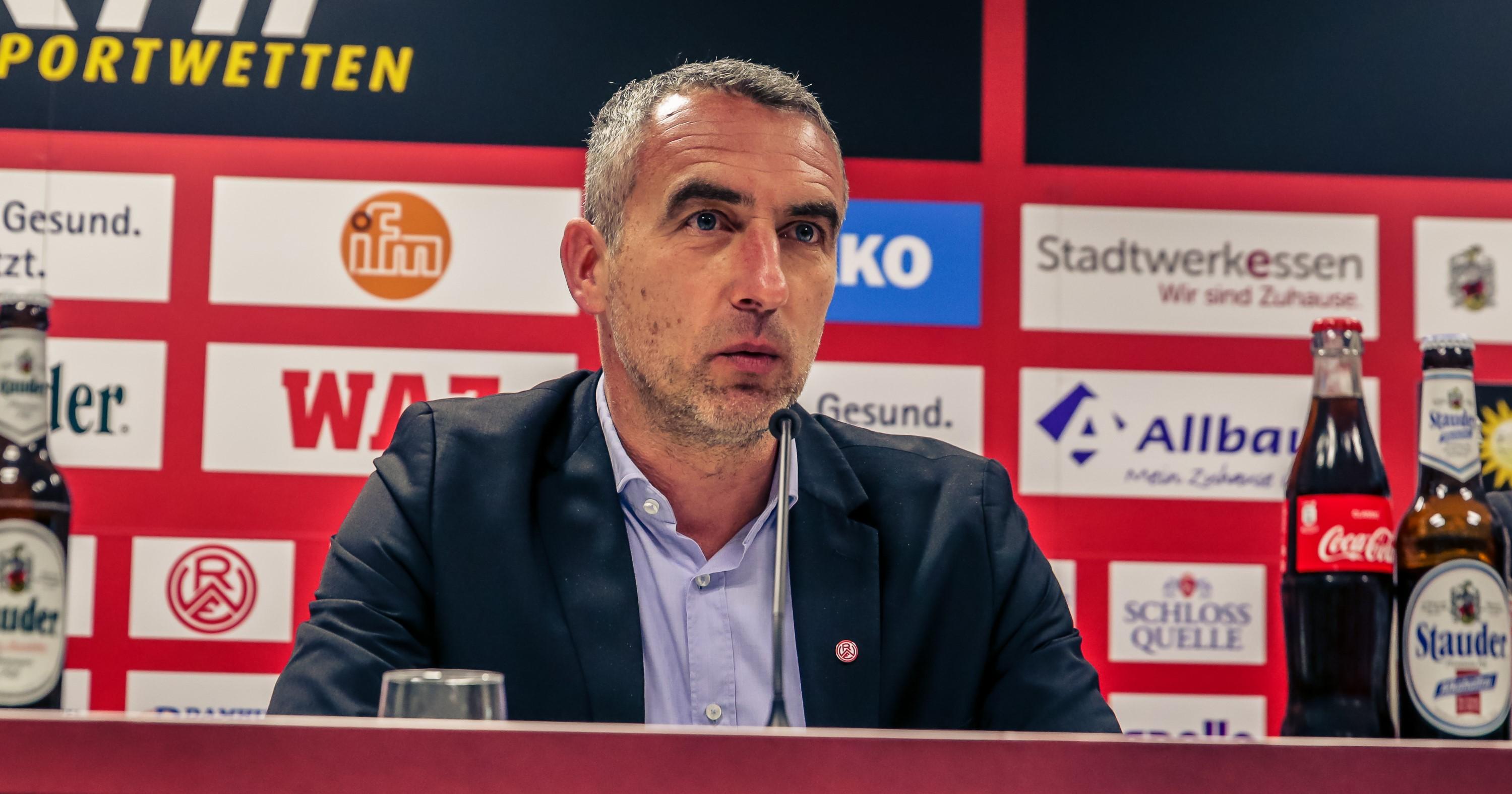 Das neue Vorstandsmitglied Marcus Uhlig hat eine rot-weisse Vergangenheit. (Foto: Endberg)