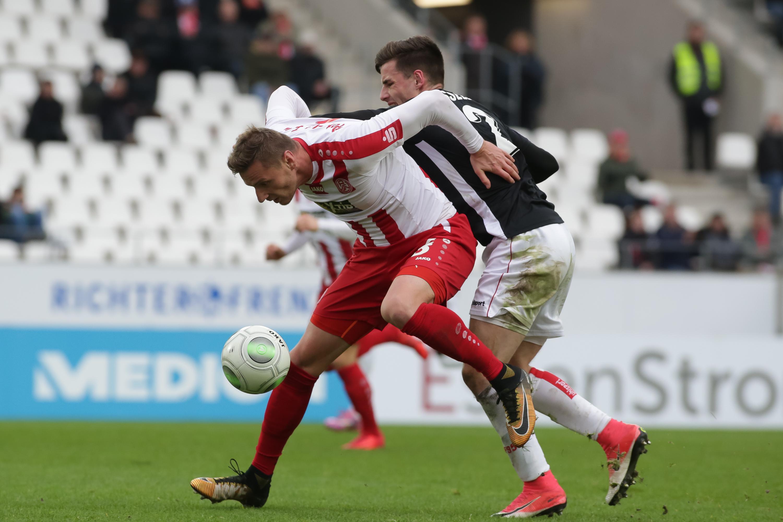 Am 13. Mai trifft der RWE in der letzten Regionalligapartie der Saison auf die Zweite von Fortuna Düsseldorf.