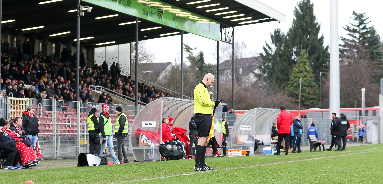 Am Samstag trifft Rot-Weiss Essen im Viertelfinale des Reviersport-Niederrheinpokals auf den SC Union Nettetal. (Foto: Endberg)