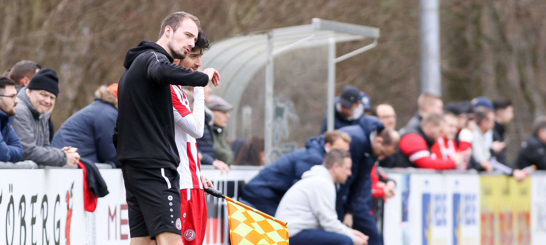 Zur kommenden Saison übernimmt Lars Fleischer die rot-weissen B-Junioren.