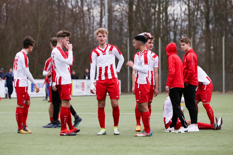 Beim VfR Fischeln unterlag die rot-weisse U19 mit 0:3.