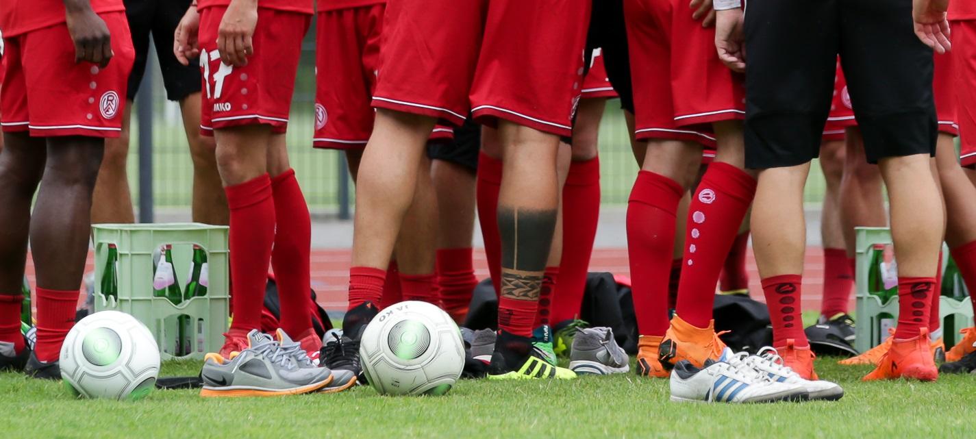 Am kommenden Montag startet Rot-Weiss Essen in die Sommervorbereitung. (Foto: Endberg)
