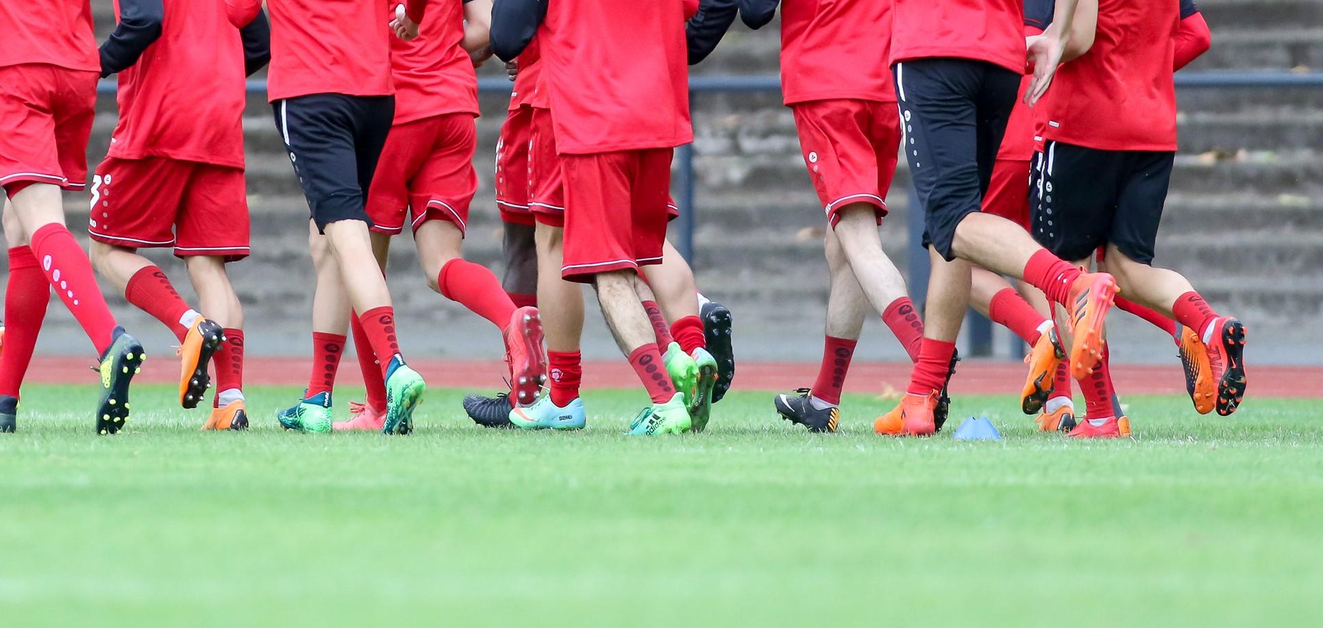 Ab dem 17. Juni machen sich die Rot-Weissen fit für den Ligastart. (Foto: Endberg)