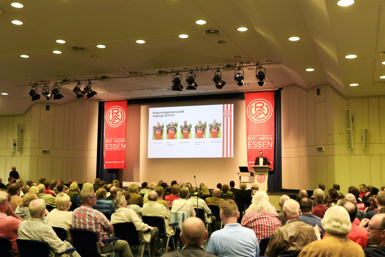 Am 30. Juni findet die rot-weisse Jahreshauptversammlung statt. (Foto: Endberg)