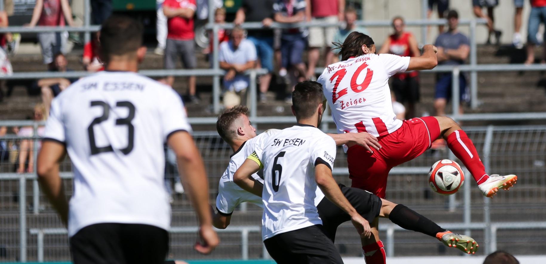 Am 6. Juli testet Rot-Weiss Essen gegen den ETB SW. Tickets gibt es ab heute. (Foto: Endberg)