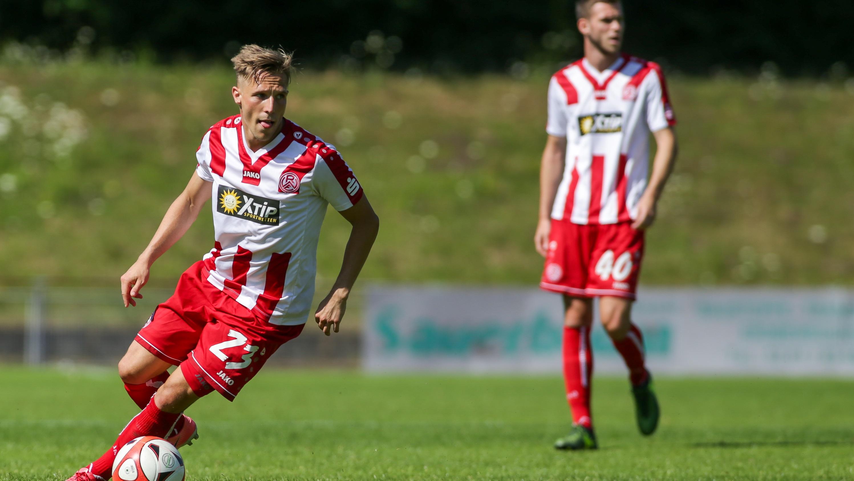 Trifft auf seine ehemaligen Teamkollegen: Florian Bichler.