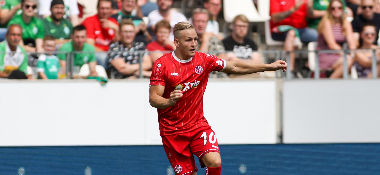 Kai Pröger verlässt Rot-Weiss Essen. (Foto: Endberg)