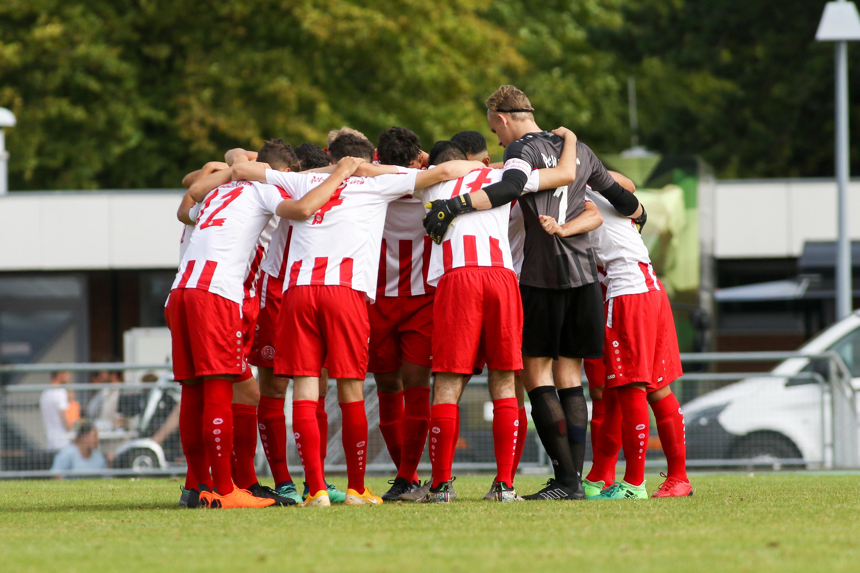 Die rot-weisse U19 trifft am Sonntag um 11.00 Uhr zuhause auf den VfL Bochum. (Foto: Endberg)