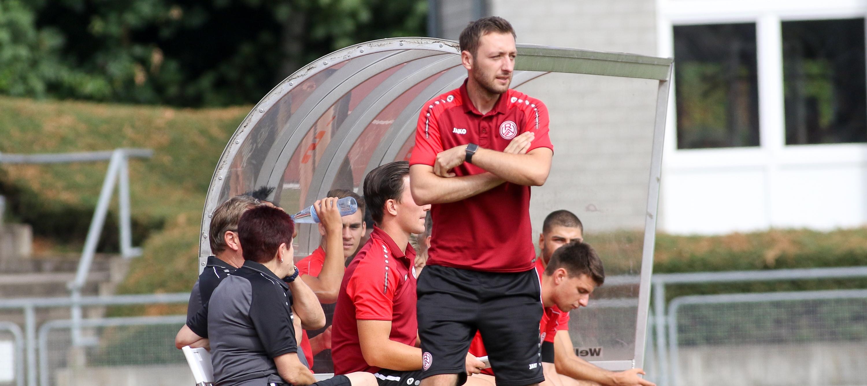 Die rot-weisse U19 musste am Sonntag eine 1:3 Niederlage gegen Bochum hinnehmen. (Foto: Endberg)