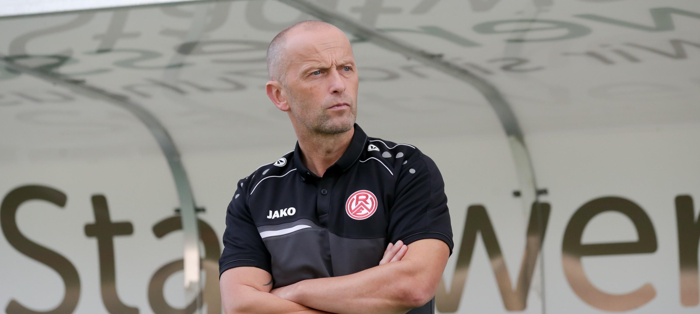 Jürgen Lucas verlässt Rot-Weiss Essen zum Saisonende.