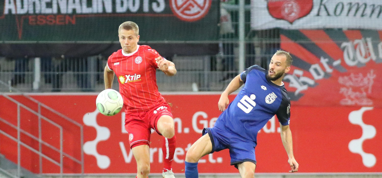Das erste Auswärtsspiel des Jahres führt die Rot-Weissen nach Bonn. (Foto: Endberg)