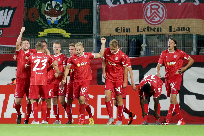 Timo Brauer erzielte in der 65. Minute das Tor des Tages. (Foto: Endberg)
