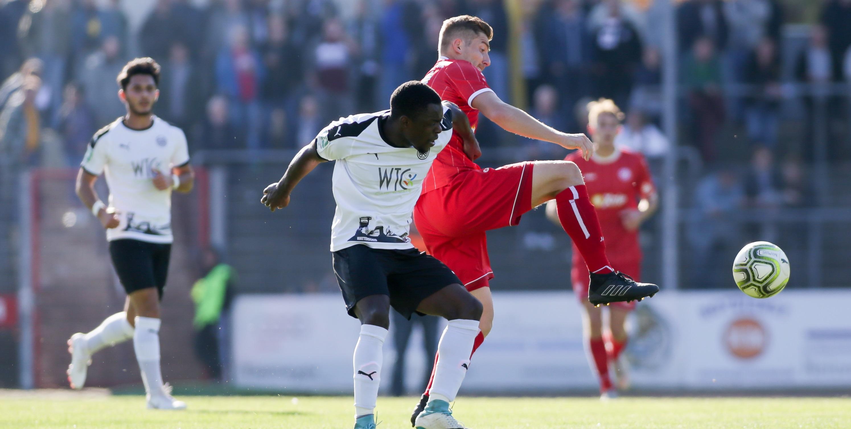 Das Hinspiel in Wattenscheid konnte Rot-Weiss Essen mit 2:0 für sich entscheiden. (Foto: Endberg)