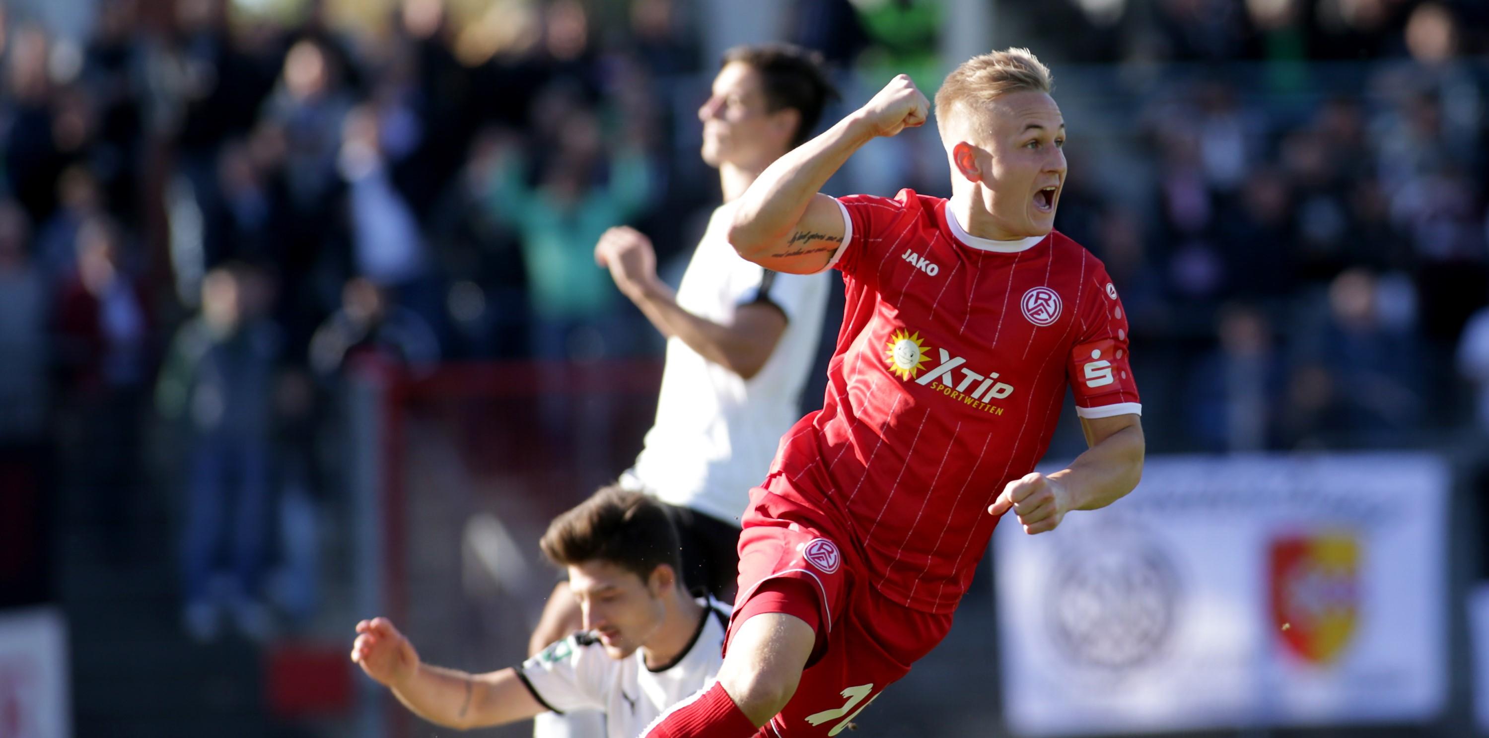 Kai Pröger sorgte im Spiel gegen Wattenscheid für den Führungstreffer. (Bild: Endberg)