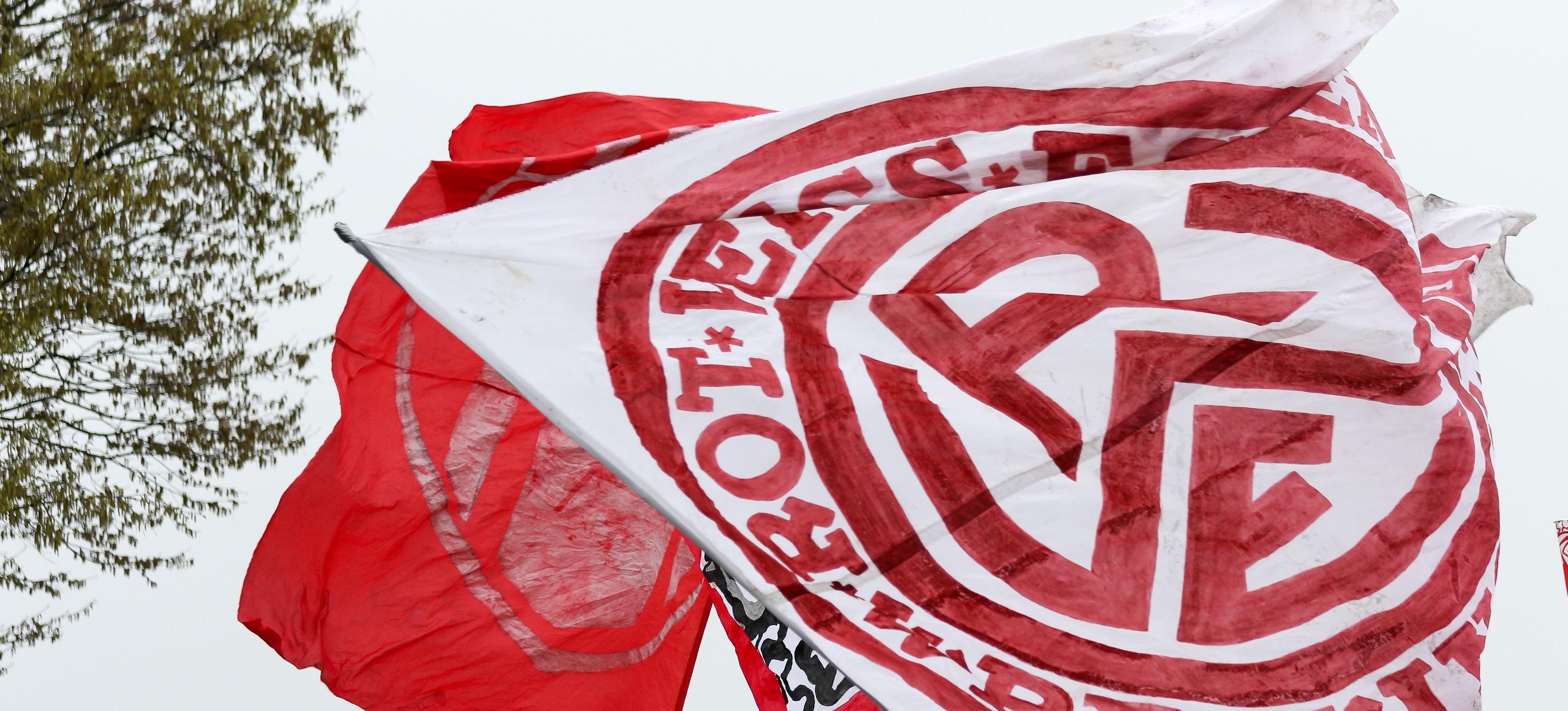 Das nächste Auswärtsspiel führt die Rot-Weissen ins Mönchengladbacher Grenzlandstadion. (Foto: Endberg)