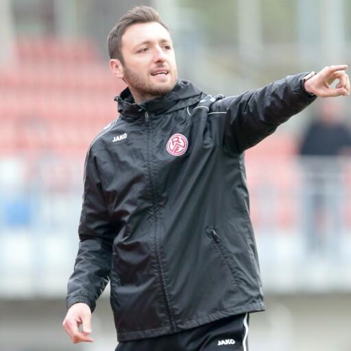 Damian Apfeld ab Sommer kein U19-Trainer mehr