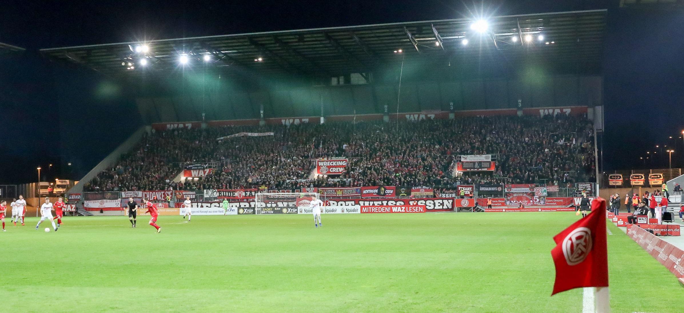 Insgesamt drei Partien der Regionalliga Saison 2019/2020 sind verlegt worden. (Foto: Endberg)