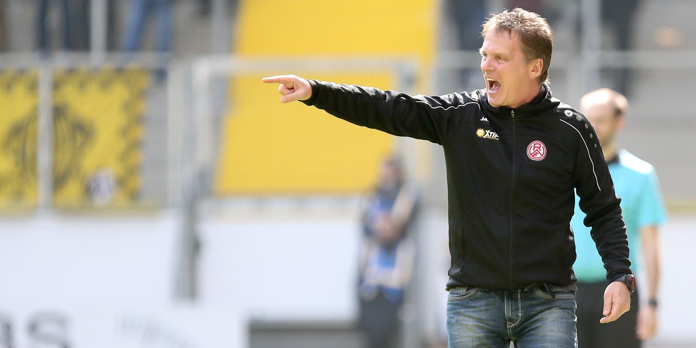 Karsten Neitzel möchte mit seiner Mannschaft des bestmögliche aus der Saison herausholen. (Foto: Endberg)