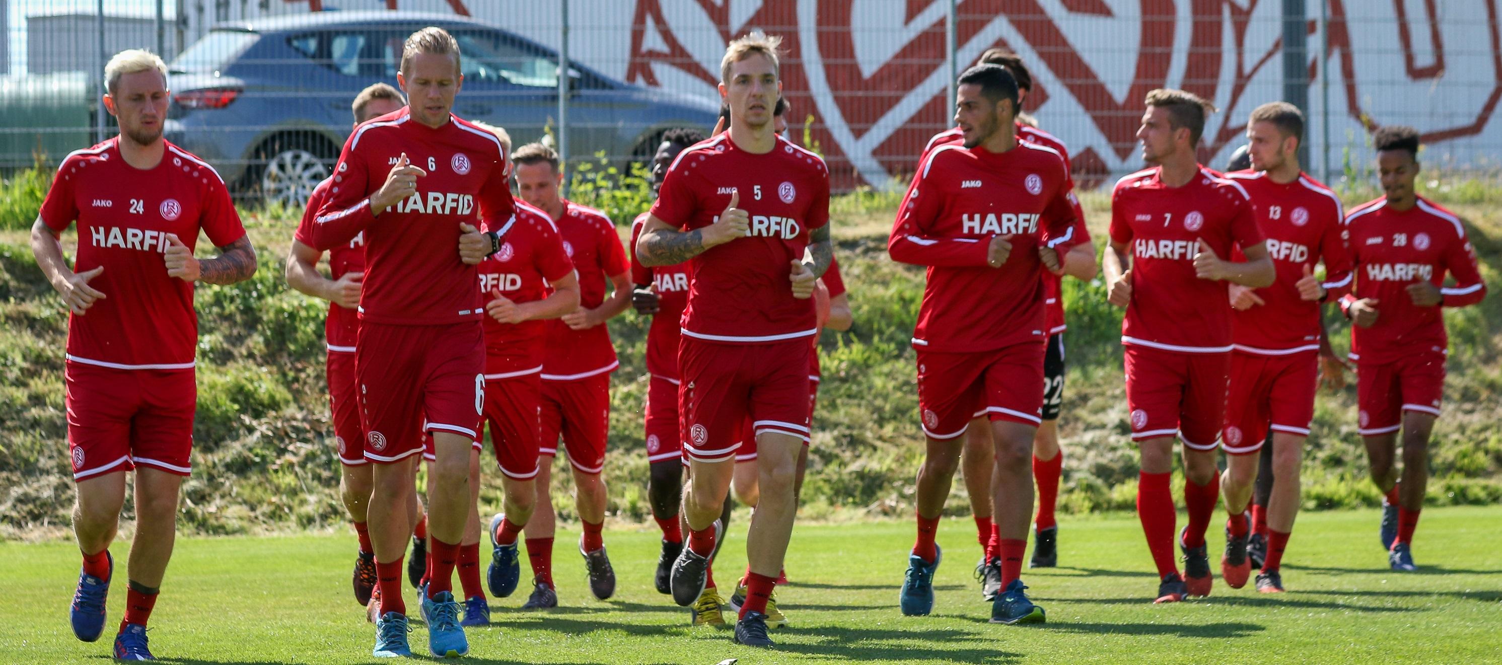 Am kommenden Mittwoch trifft Rot-Weiss Essen auf den SC Westfalia Herne. (Foto: Endberg)