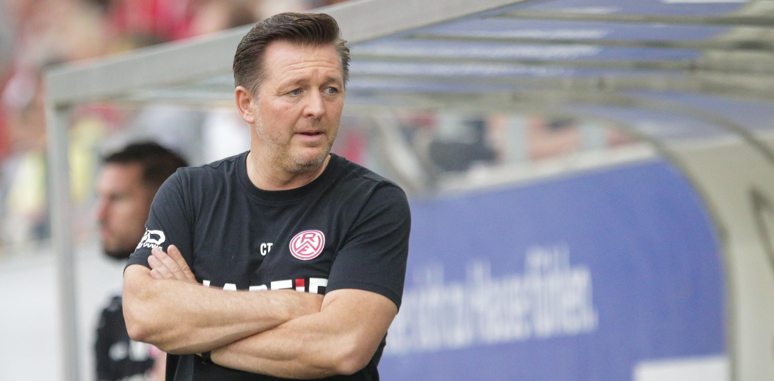 Christian Titz trifft mit seiner Mannschaft am morgigen Freitagabend auf den SV Lippstadt. (Foto: Endberg)