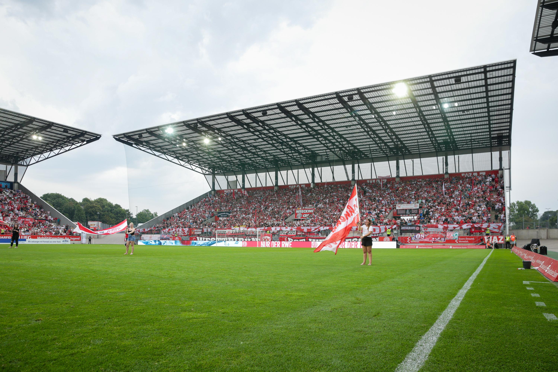 Am Sonntag empfängt RWE die U21 des 1. FC Köln. (Foto: Endberg)