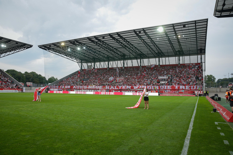 In der Rückrunde erwarten die RWE-Fans wieder einige spannenden Heimspiele an der Hafenstraße. (Foto:Endberg)